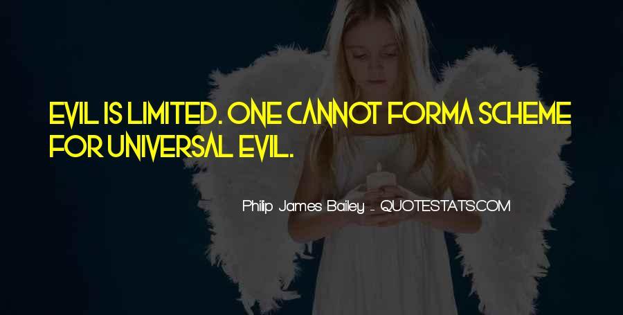 Quotes About Evil Schemes #1371034