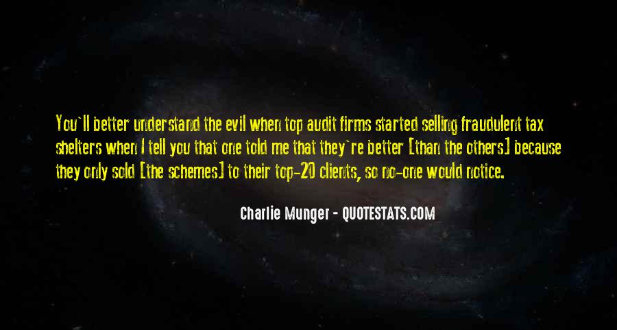 Quotes About Evil Schemes #202342