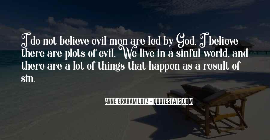 Quotes About Evil Plots #847392