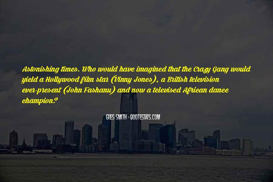 John Giles Quotes #453022