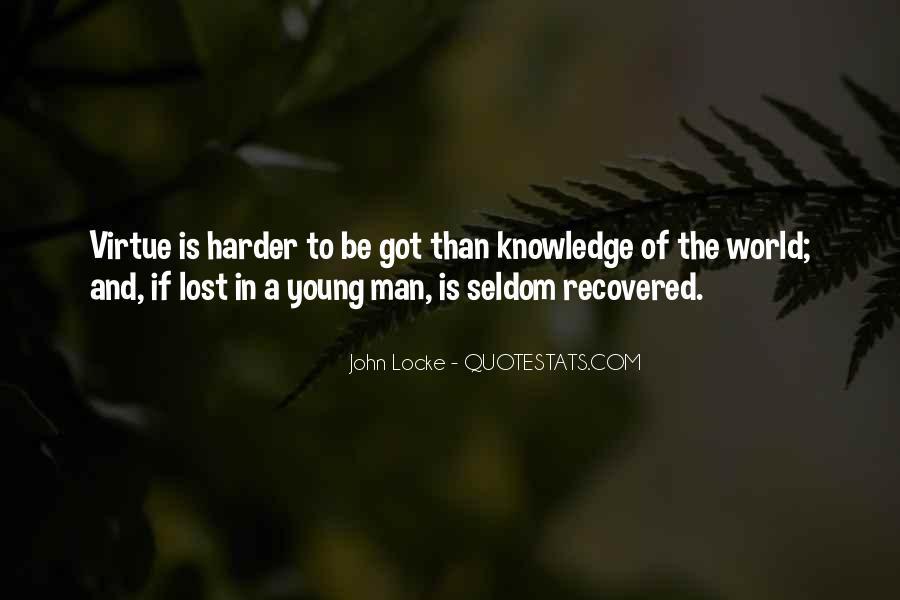 John Locke Lost Quotes #701766