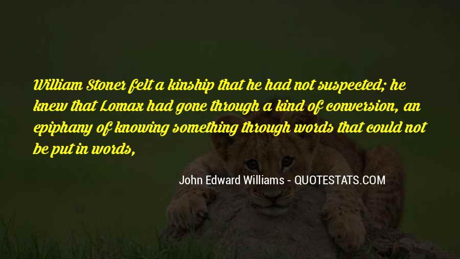 John Lomax Quotes #476099