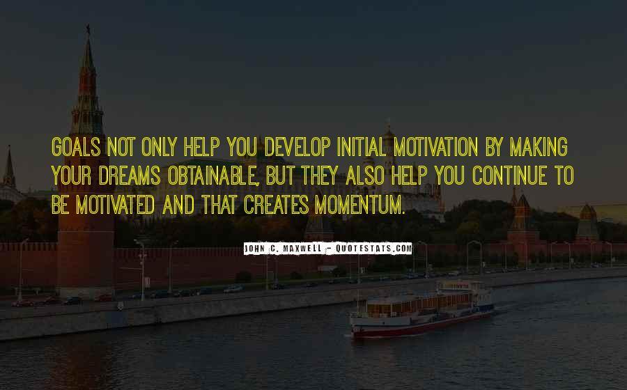 John Maxwell Momentum Quotes #1391241