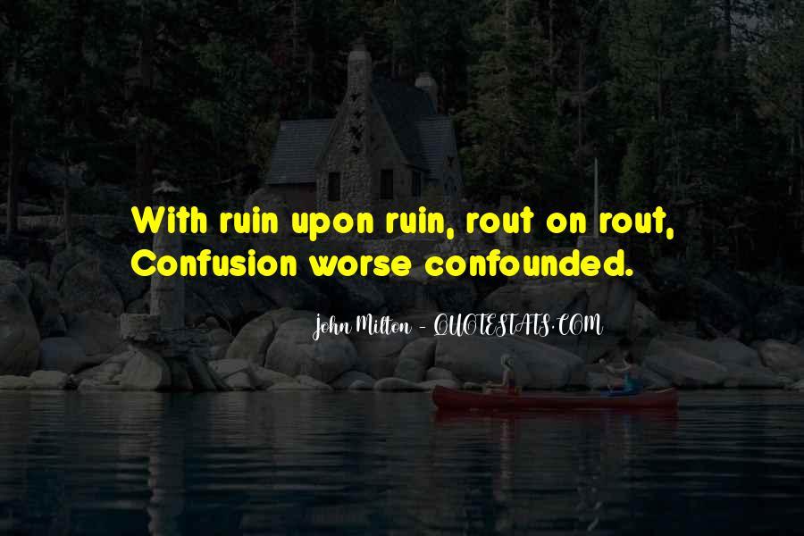 John Milton Paradise Lost Book 9 Quotes #170474
