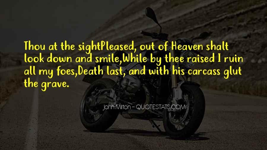 John Milton Paradise Lost Book 9 Quotes #404892