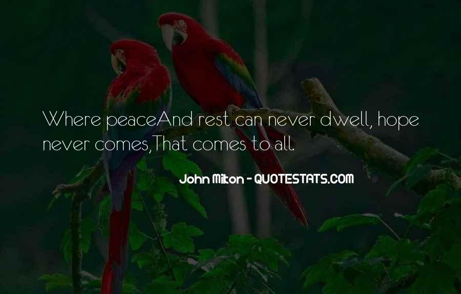 John Milton Paradise Lost Book 9 Quotes #548637