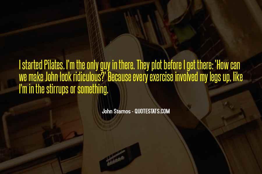 John Pilates Quotes #1272522