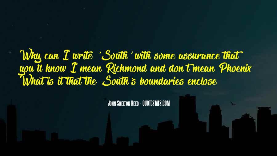 John Richmond Quotes #1172381