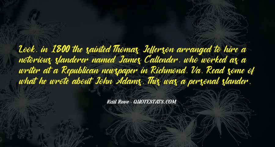 John Richmond Quotes #341217