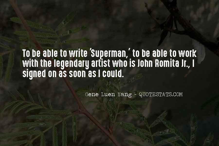 John Romita Jr Quotes #1545510
