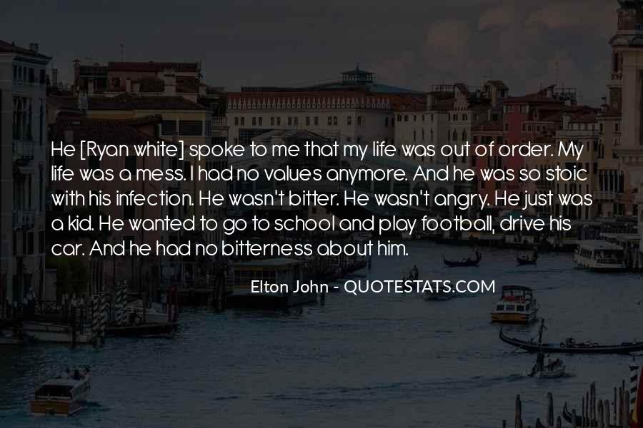 John Ryan Quotes #1063191