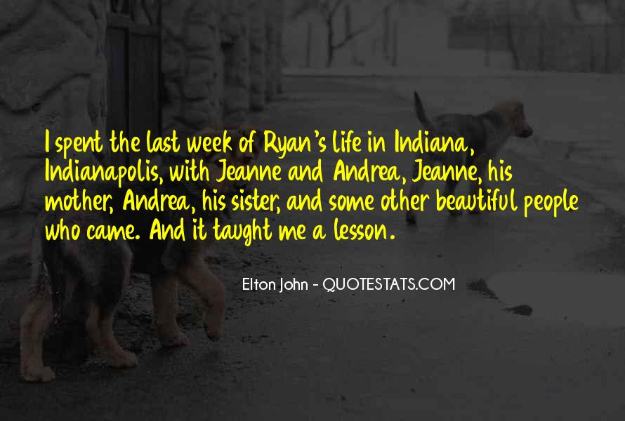 John Ryan Quotes #684644
