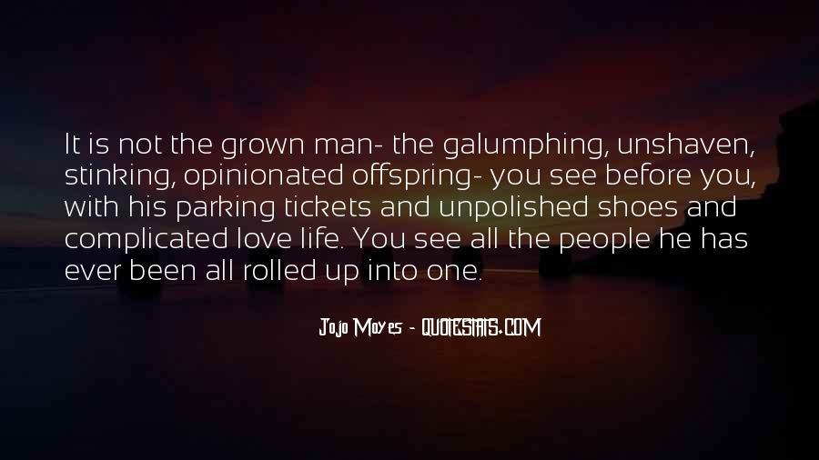Jojo Asb Quotes #118493