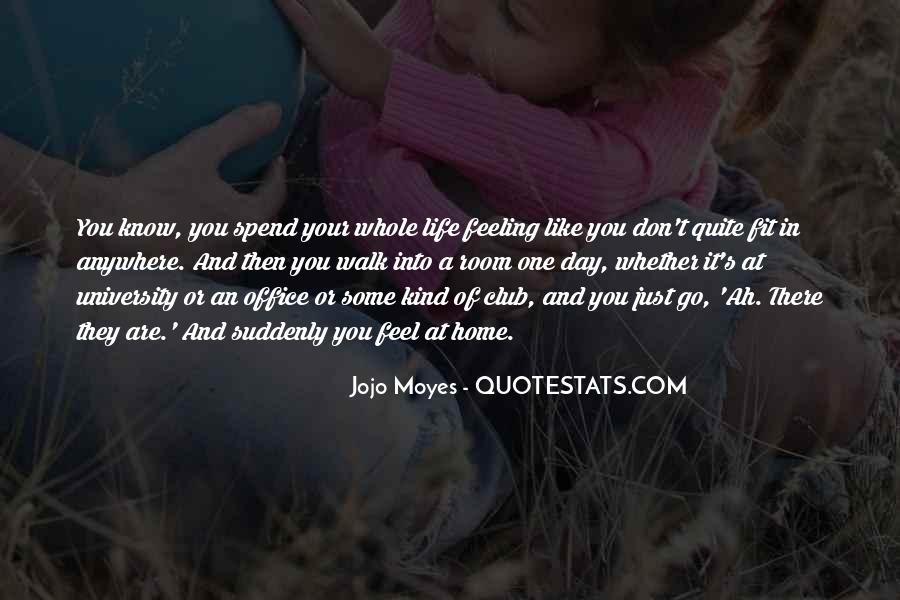 Jojo Asb Quotes #207277