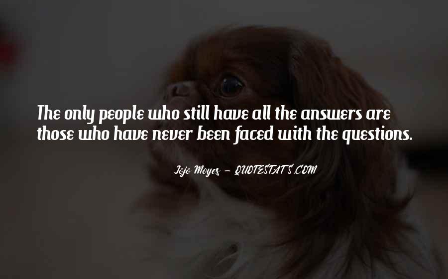 Jojo Asb Quotes #257403