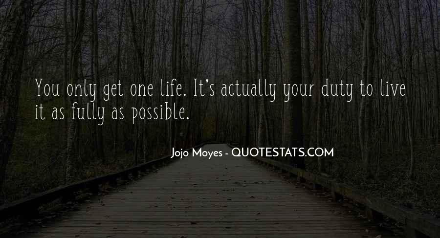 Jojo Asb Quotes #315363