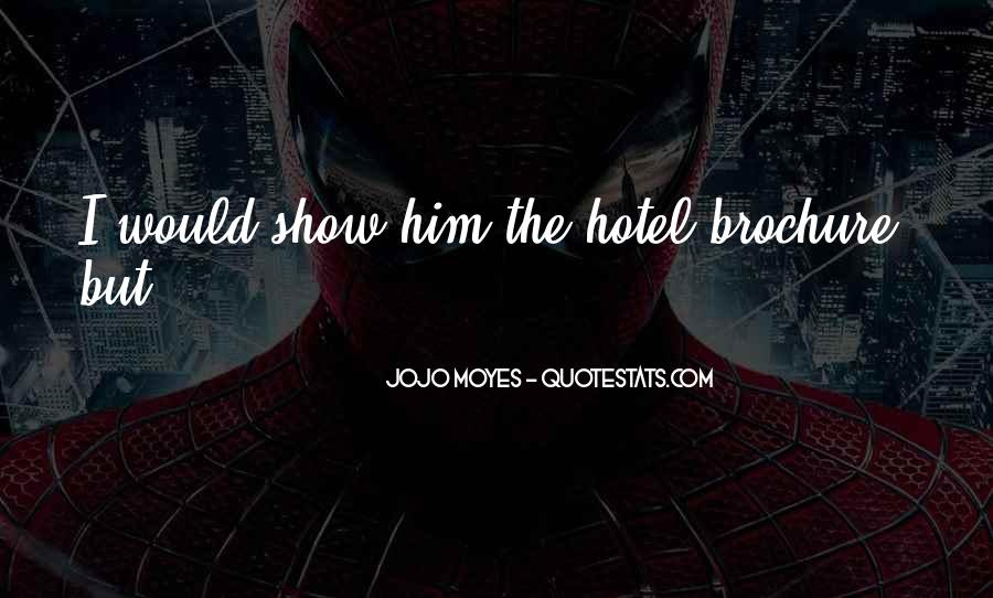 Jojo Asb Quotes #322091