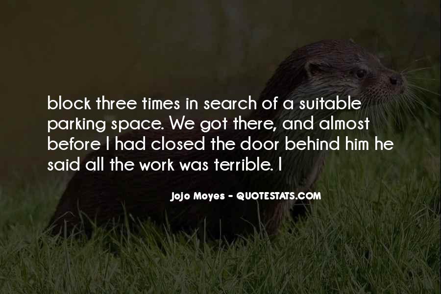 Jojo Asb Quotes #34131