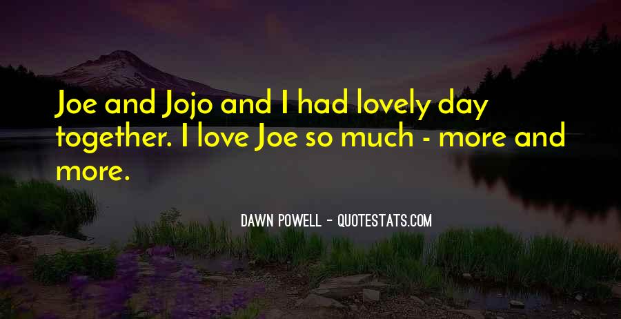 Jojo Asb Quotes #36666