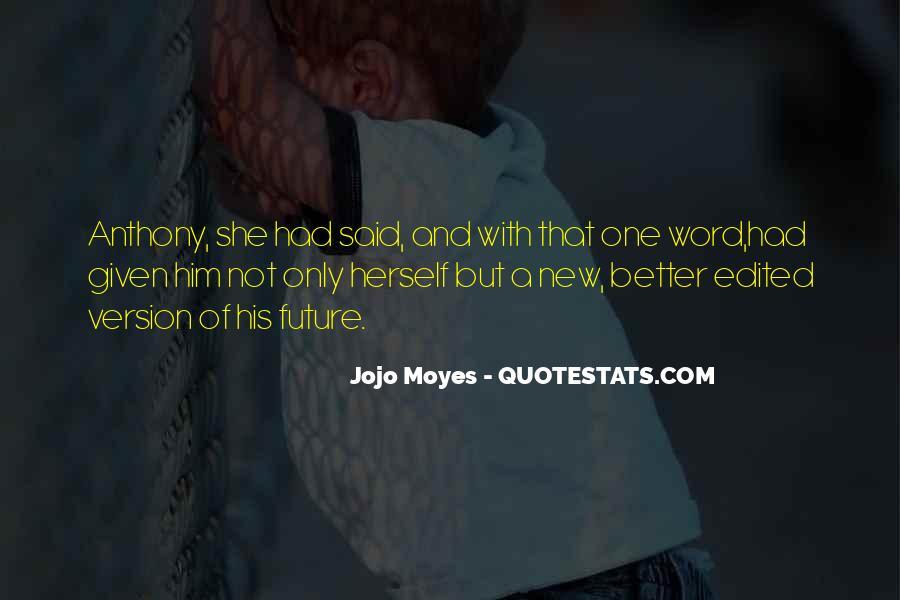 Jojo Asb Quotes #51560