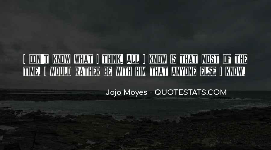 Jojo Asb Quotes #53709