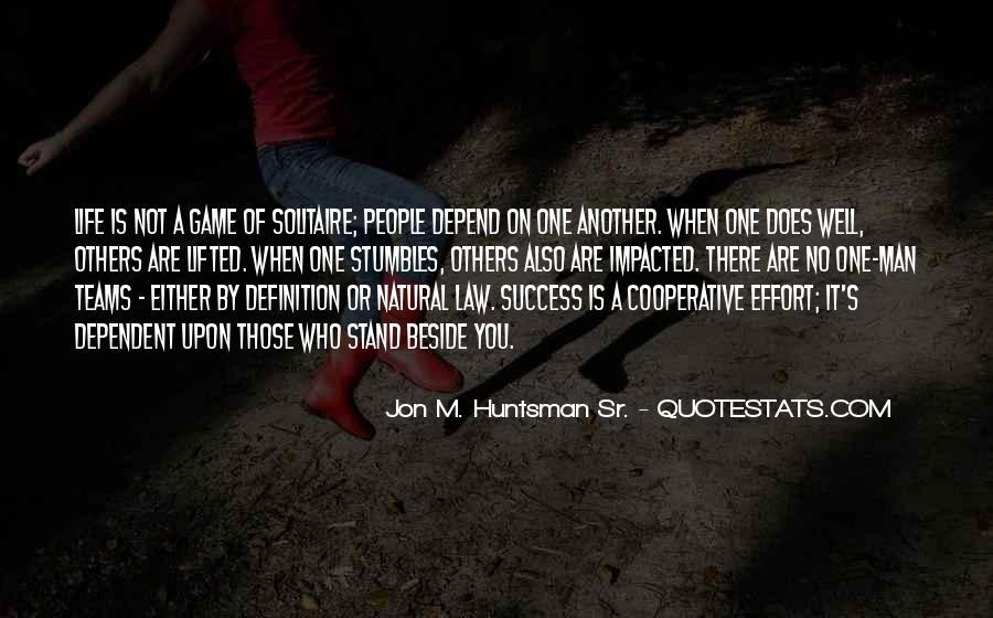 Jon Huntsman Sr Quotes #1760831