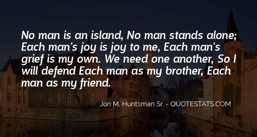 Jon Huntsman Sr Quotes #750425