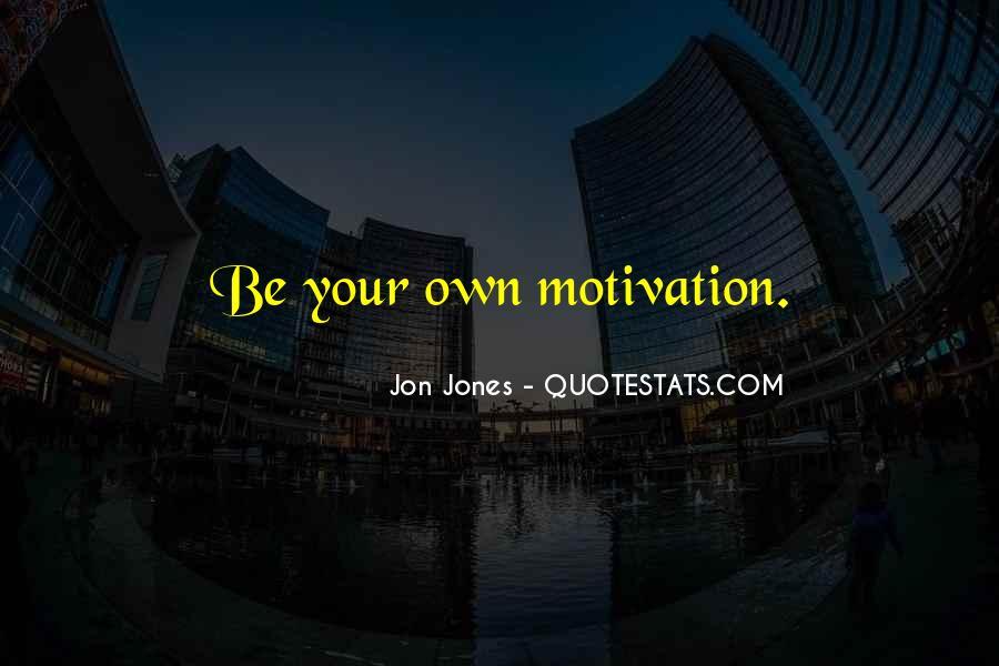 Jon Jones Ufc Quotes #411513