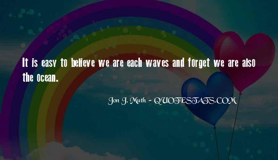Jon Muth Quotes #155586