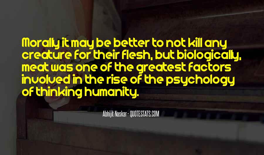 Quotes About Ethics In Psychology #528526