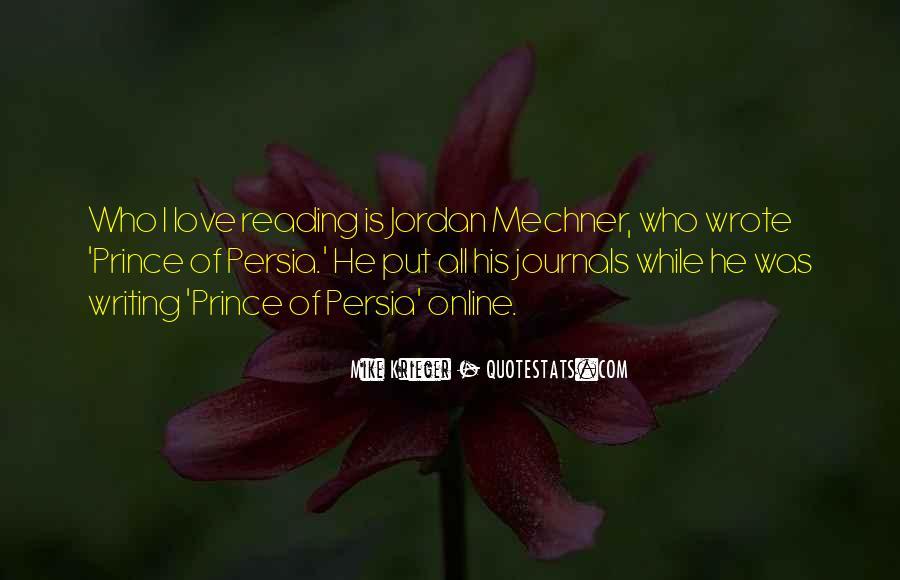 Jordan Love Quotes #1006083