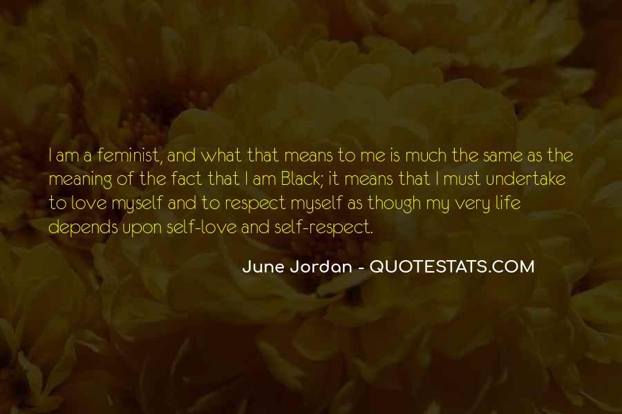 Jordan Love Quotes #1033017