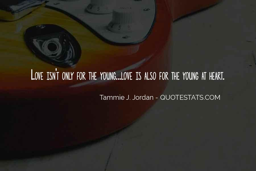 Jordan Love Quotes #1293032