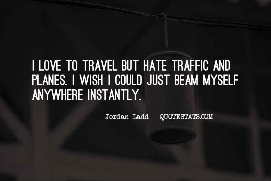 Jordan Love Quotes #1479486
