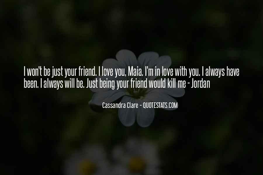 Jordan Love Quotes #217678