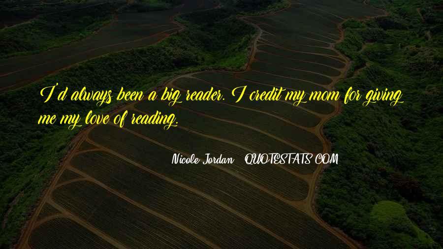 Jordan Love Quotes #25769