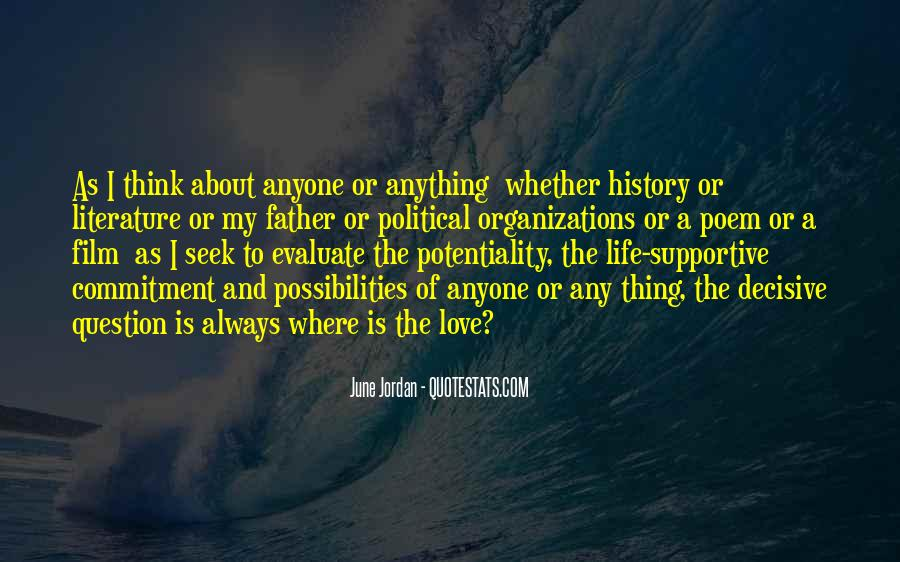 Jordan Love Quotes #446287