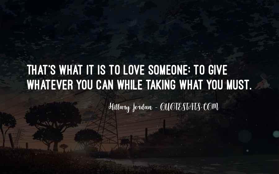 Jordan Love Quotes #563420