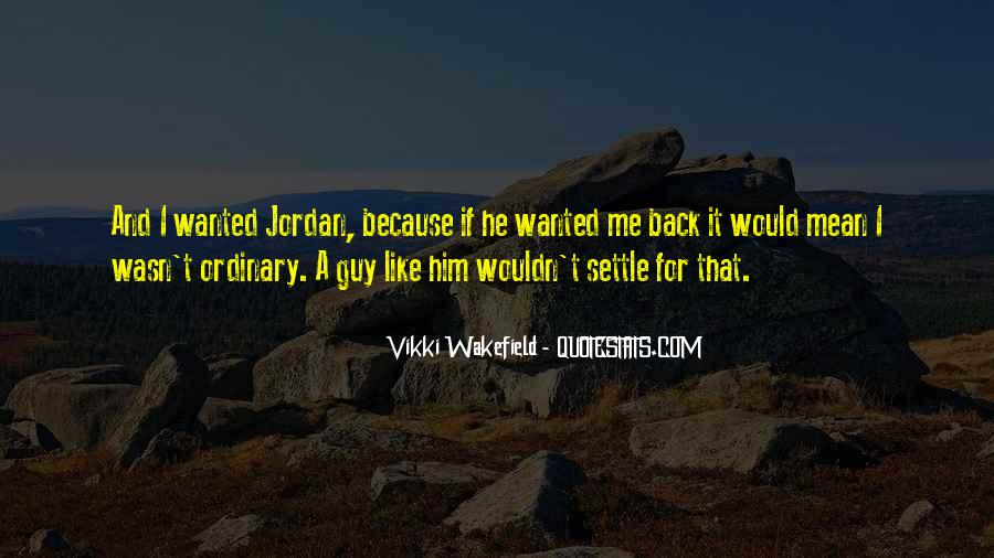 Jordan Love Quotes #585835