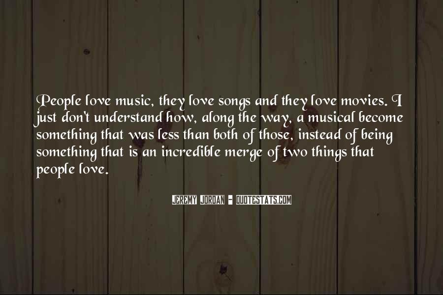 Jordan Love Quotes #631074