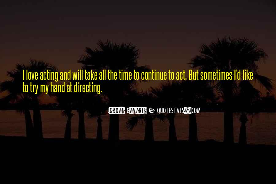 Jordan Love Quotes #801075