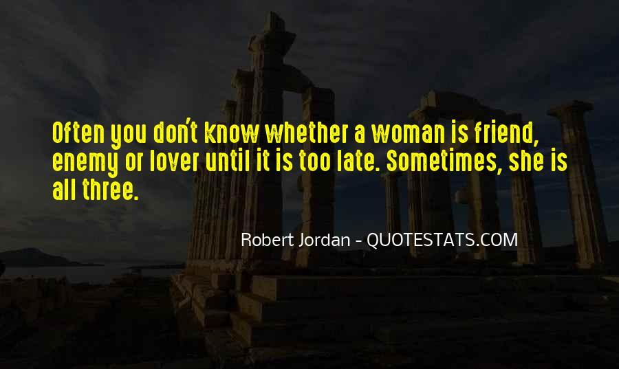 Jordan Love Quotes #824577