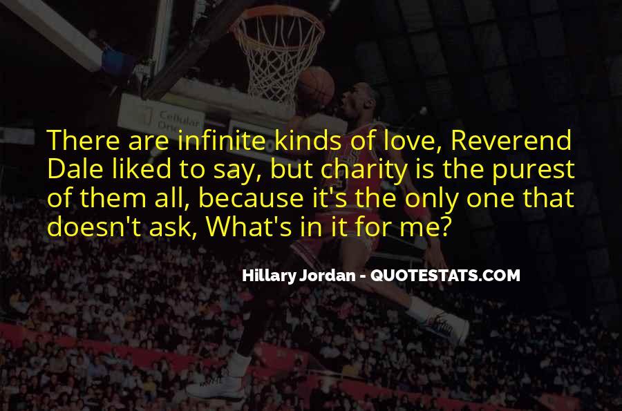 Jordan Love Quotes #90823