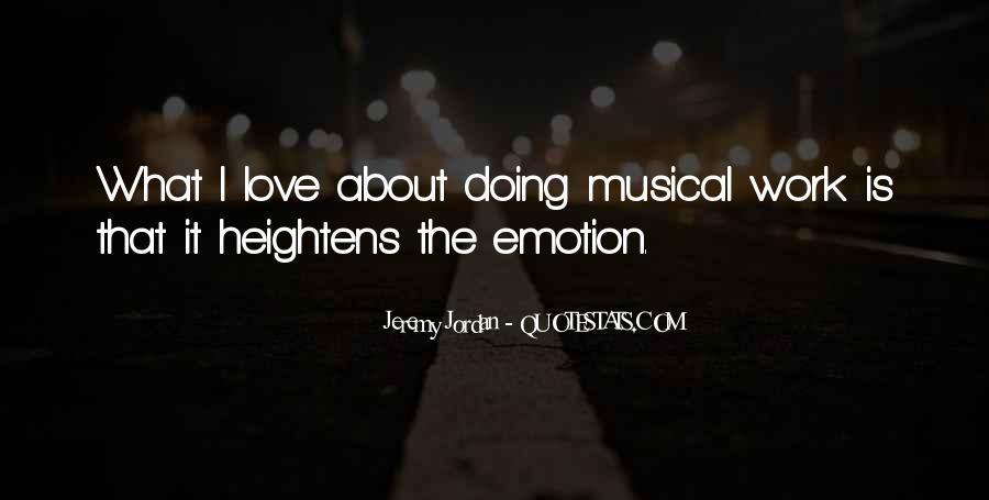 Jordan Love Quotes #963600
