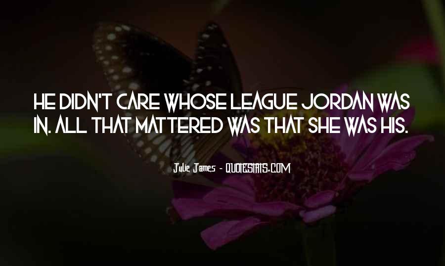 Jordan Love Quotes #994198