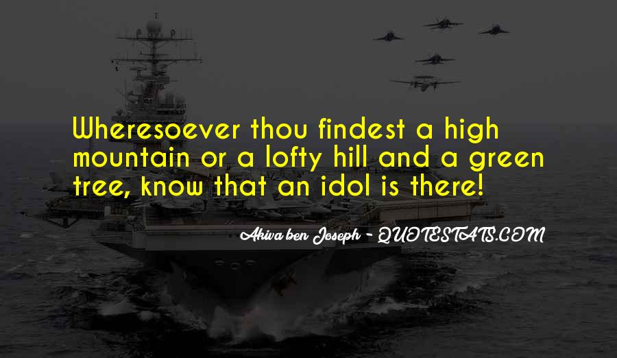 Joseph Hill Quotes #82525
