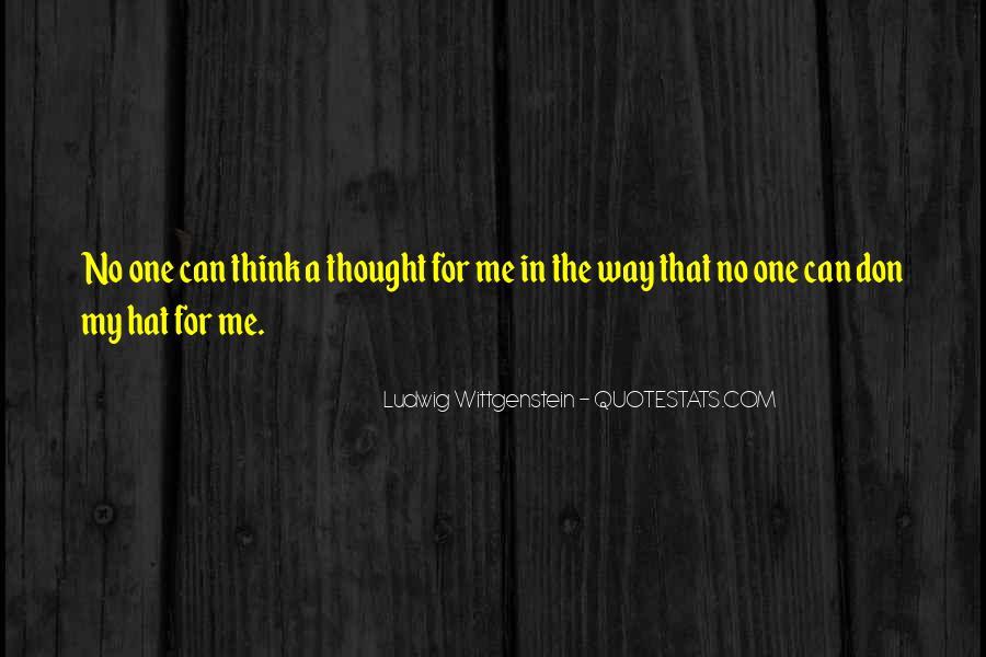 Josip Broz Tito Brainy Quotes #239142