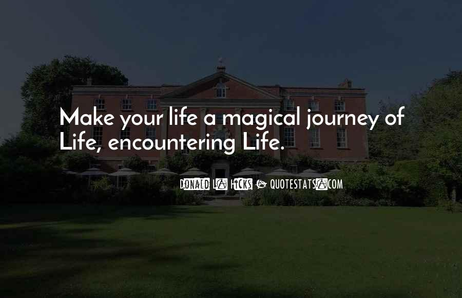 Journey Into Nature Quotes #1175124