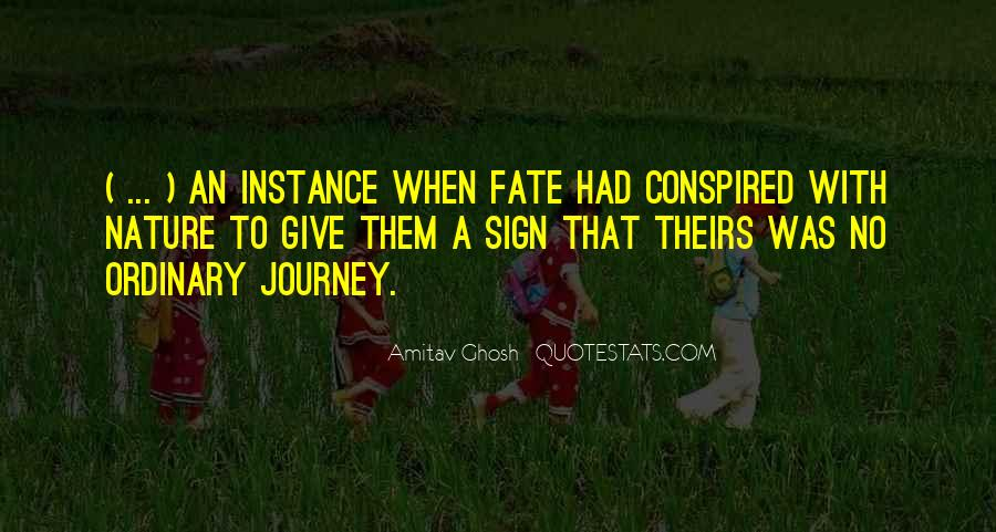 Journey Into Nature Quotes #715547