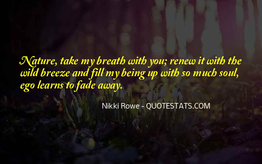 Journey Into Nature Quotes #830711
